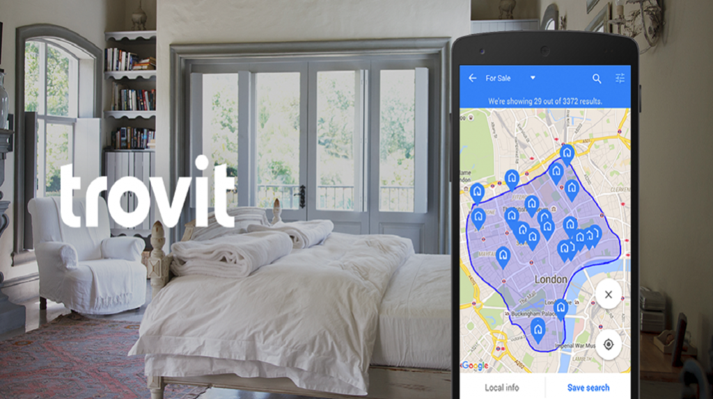 Real Estate Trovit – The Best Real Estate App That's Definitely Trying