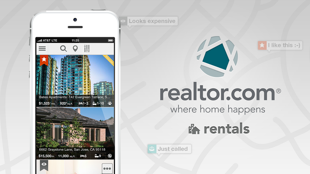 Realtor.com – The Best App That Actually Delivers